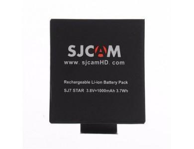 Аккумулятор для экшн-камеры SJCAM SJ7 Star, 3.8V 1000mAh