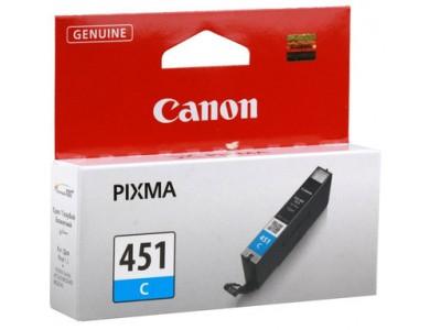 Картридж Canon CLI-451C в Алматы.