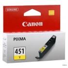 Картридж Canon CLI-451Y (ORIGINAL)