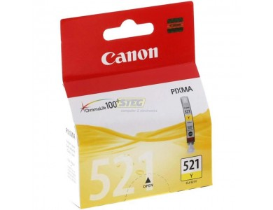Картридж Canon CLI-521Y (ORIGINAL)