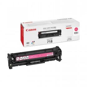 Картридж Canon 718 magenta (ORIGINAL)