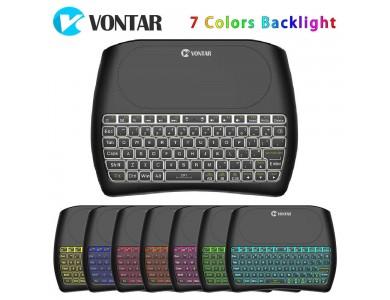 Клавиатура беспроводная Vontar D8