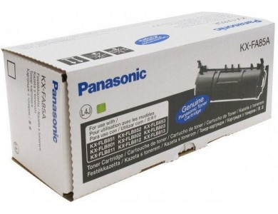 Купить Тонер картридж Panasonic KX-FA85E ORIGINAL
