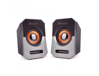 Колонки Kisonli A-606, питание от USB