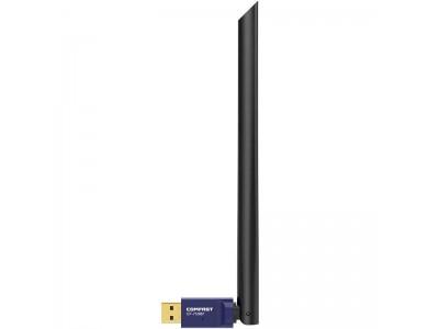 Wi-Fi + Bluetooth V4.2 Беспроводной сетевой адаптер COMFAST CF-759BF