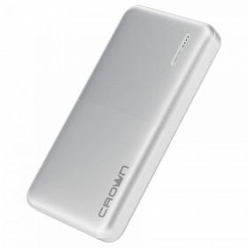 Мобильный аккумулятор Power Bank 10000mAh Crown CMPB-604