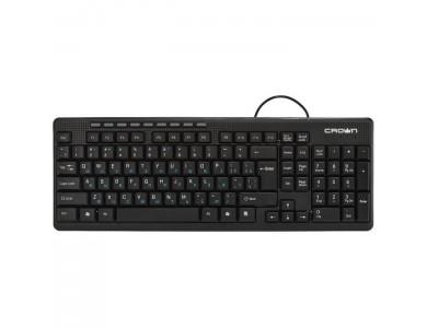 Клавиатура проводная Crown CMK-481