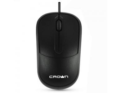 Мышь оптическая Crown CMM-129 USB