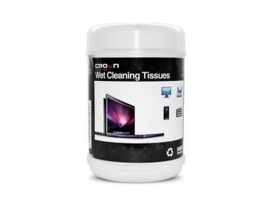 Чистящие салфетки для монитора CROWN (LCD CLEANER) CMCL-28