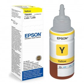 Чернила Epson T6644 Yellow (ORIGINAL)