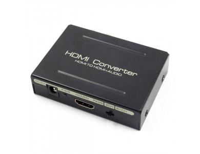 Конвертер HDMI на HDMI+AUDIO (SPDIF+L/R)