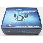 Переходник (адаптер) с USB на SATA & IDE