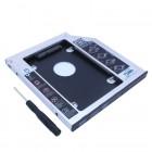 Адаптер установки жесткого диска в отсек DVD ноутбука 12,7мм