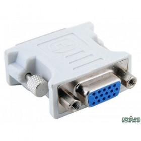 Переходник DVI(m) 24+1 - VGA (f)