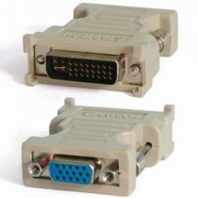 Переходник DVI(m) 24+5 - VGA (f)