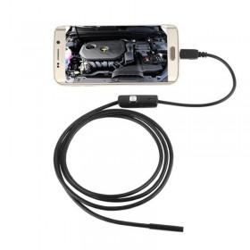 Эндоскоп водонепроницаемый 5,5мм для Android и ПК