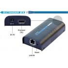 LenKeng LKV373Rx (удлинитель HDMI сигнала до 120м., приемник)