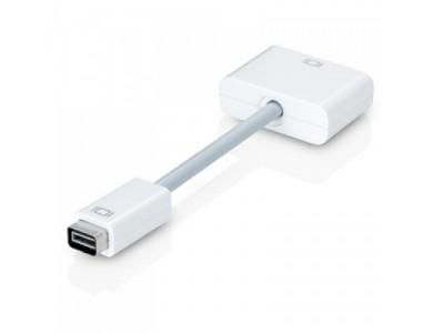 Купить в Алматы кабель переходник адаптер с Mini DVI на DVI-I