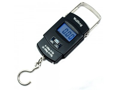 Цифровые весы ручные до 50кг., WeiHeng A08