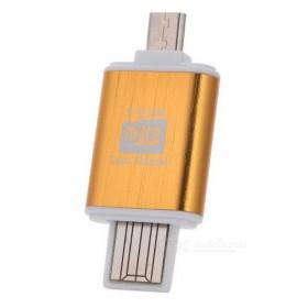 Card Reader USB/microUSB - MicroSD (переходник с microSD на USB или microUSB)