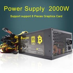 Блок питания ATX 2000W SDGR-2000ETH
