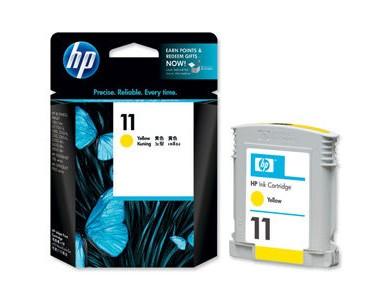 Купить картридж HP №11 Yellow (C4838A) в Алматы.