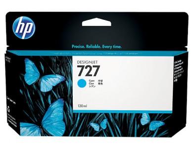 Купить картридж HP №727 (B3P19A) Cyan, 130ml в Алматы.