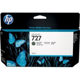 Картридж HP №727 Matte Black, 130ml (ORIGINAL)
