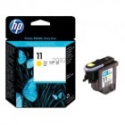 Картридж HP №11 Yellow Printhead (ORIGINAL)