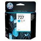 Картридж HP №727 Cyan, 40ml (ORIGINAL)
