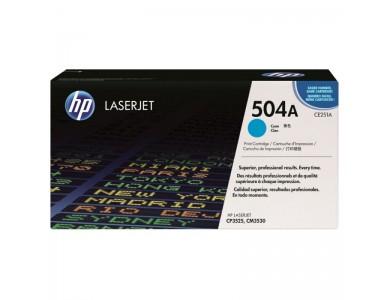 Купить картридж HP CE251A, 504A в Алматы. Цена: 45000тг. Ресурс: 7000 страниц формата А4 при 5% заполнении. Доставка. Совместимость: HP Сolor LaserJet CM3530, CM3530fs, CP3525dn, CP3525n, CP3525x