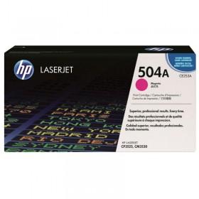 Картридж HP CE253A, 504A (magenta) ORIGINAL