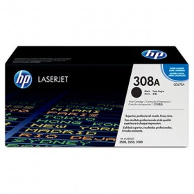 Картридж HP Q2670A, 308A (black) ORIGINAL
