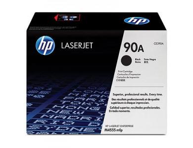 Картридж HP CE390A, 90A ORIGINAL