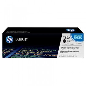 Картридж HP CB540A, 125A (black) ORIGINAL