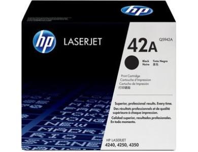 Картридж HP Q5942A, 42A ORIGINAL