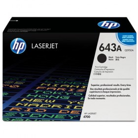 Картридж HP Q5950A, 643A (black) ORIGINAL