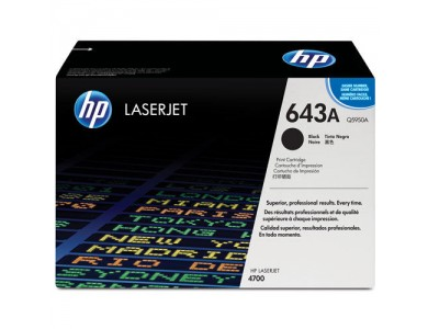 Картридж HP Q5950A, 643A (black) ORIGINAL