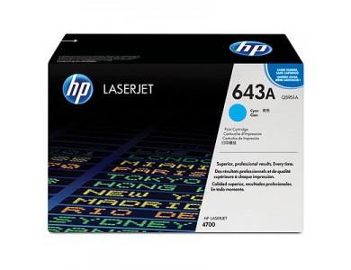 Картридж HP Q5951A, 643A (cyan) ORIGINAL