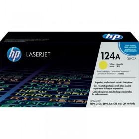 Картридж HP Q6002A, 124A (yellow) ORIGINAL