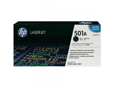 Купить картридж HP Q6470A, 501A в Алматы.