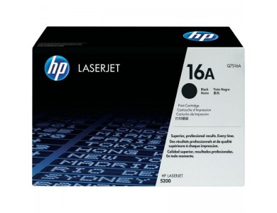 Картридж HP Q7516A, 16A ORIGINAL в Алматы.