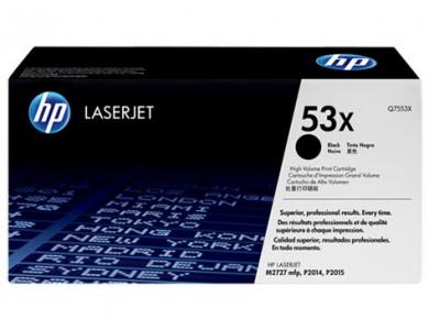 Картридж HP Q7553A, 53A ORIGINAL