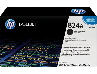 Картридж HP CB384A, 824A (black Image drum) ORIGINAL