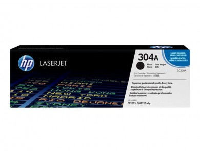 Картридж HP CC530A, 304A (black) ORIGINAL