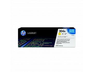 Купить картридж HP CC532A, 304A в Алматы. Цена: 22000тг. Ресурс: 2800 страниц формата А4 при 5% заполнении. Совместимость: CP2025, CP2025n, CM2320mfp, CP2025dn, 2320fxi, Доставка.
