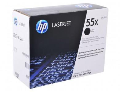 Картридж HP CE255X, 55X ORIGINAL