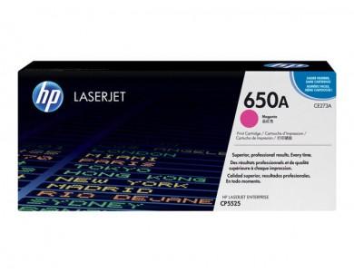 Картридж HP CE273A, 650A (magenta) ORIGINAL