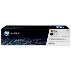 Картридж HP CE310A, 126A (black) ORIGINAL