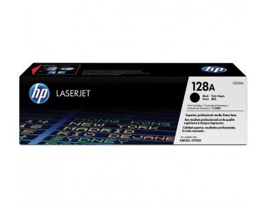 Купить картридж HP CE320A, 128A в Алматы. Цена: 18000 тг. Ресурс: 2000 страниц формата А4 при 5% заполнении. Совместимость: Color LaserJet Pro CP1525n, CP1525nw, CM1415fn, CM1415fnw